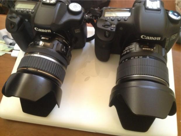 おすすめのカメラ&機材
